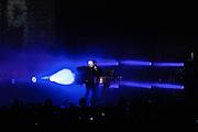 Pet Shop Boys band performs live concert at the SOS festival- Murcia