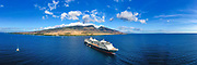 Noordam, Lahaina, Harbor, Maui, Hawaii