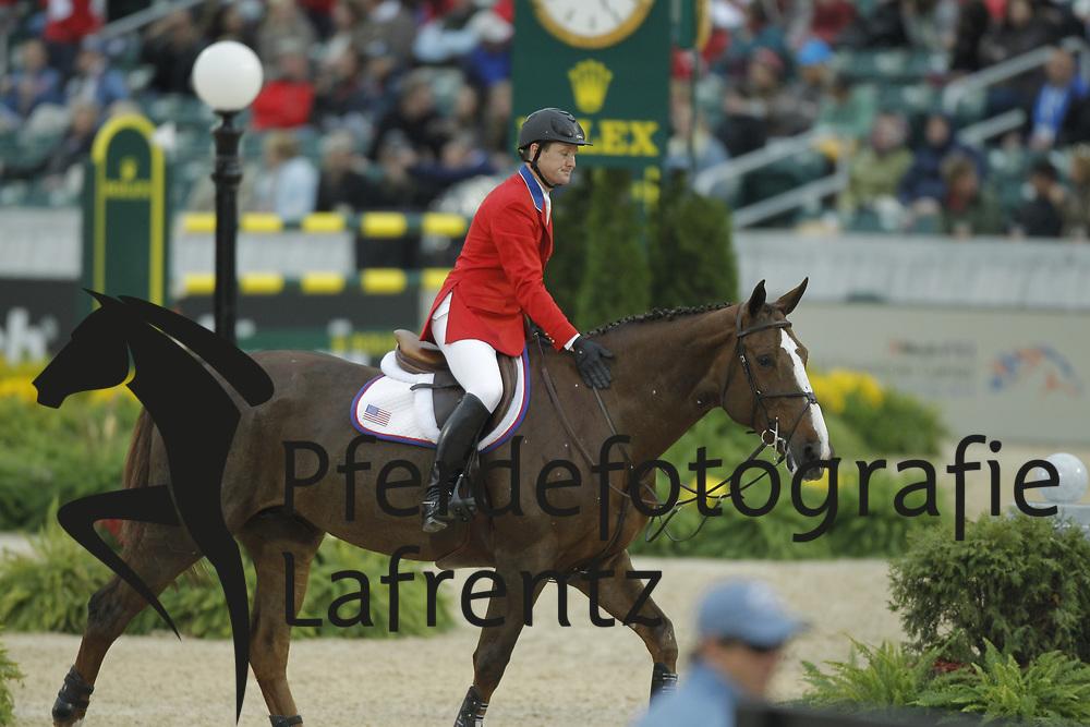 WARD Mc Lain, Sapphire<br /> Kentucky - Alltech FEI WEG 2010<br /> /Stefan Lafrentz