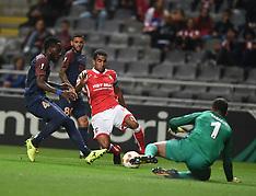 SC Braga v Istanbul Basaksehir - 28 Sept 2017