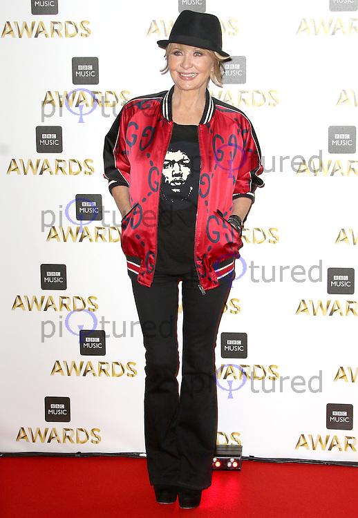 Lulu, BBC Music Awards 2016, Excel Centre, London UK, 12 December 2016, Photo by Brett D. Cove