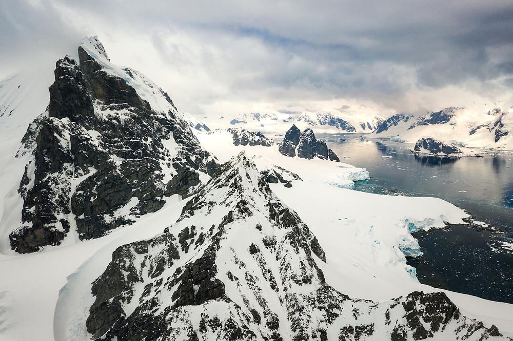 Errera Channel and Arctowski Peninsula, Antarctica