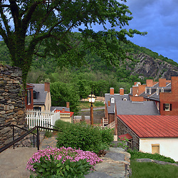 Harpers Ferry in May