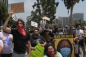 News-Los Angeles School Police Protest-Jun 23, 2020
