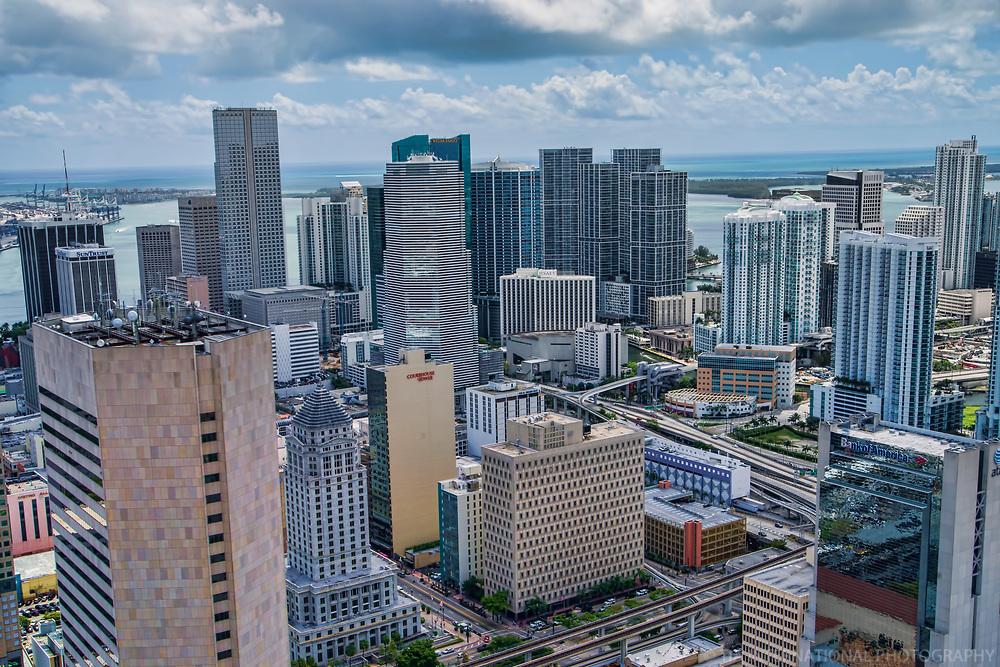 Downtown Miami (Northwestern Side)