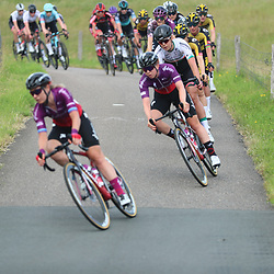WIJSTER (NED) June 19: <br /> CYCLING <br /> Dutch Nationals Road WOMEN up and around the Col du VAM