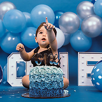 Smash Cake Gonzalo