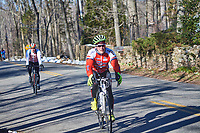 Hell of Hunterdon Bike Race. Image taken with a Nikon D5 camera and 80-400 mm VRII lens.