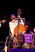 Belo Horizonte_MG, 21 de Abril de 2011..Misturada Orquestra..Show no Palacio das Artes com participacao de Toninho Horta..Foto: LEO DRUMOND / NITRO