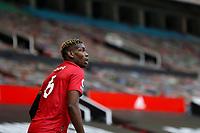 Football - 2020 / 2021 Premier League - Manchester United vs Burnley - Old Trafford<br /> <br /> Paul Pogba of Manchester United at Old Trafford<br /> <br /> Credit COLORSPORT/LYNNE CAMERON
