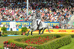 Beerbaum, Ludger, Chiara<br /> Aachen - CHIO<br /> Großer Preis<br /> © www.sportfotos-lafrentz.de/ Stefan Lafrentz