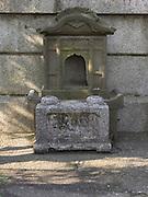 a little shrine Japan