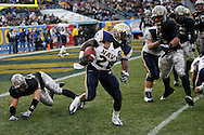 6 Dec 2008: Army running back Ian Smith #26 runs the ball during the Army / Navy game December 6th, 2008. The Navy won 34-0 at Lincoln Financial Field in Philadelphia, Pennsylvania.