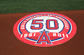2011 MLB Blue Jays at Angels