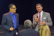 Bond community meeting at Lee High School, October 20, 2014.