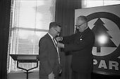 1963 - SPAR reception at the Shelbourne Hotel, Dublin