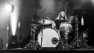 David Antonsson of Icelandic blues-rock band Kaleo at Stadthalle Offenbach