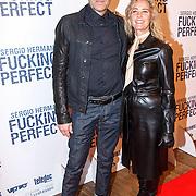 NLD/Amsterdam/20150309 - Premiere Fucking Perfect, Piet Boon en partner