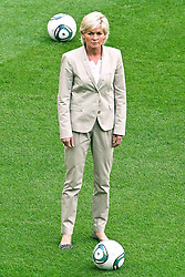 30.06.2011, Commerzbank Arena, Frankfurt, GER, FIFA Women Worldcup 2011, Gruppe A, Deutschland (GER) vs. Nigeria (NGA), im Bild:  Silvia Neid (Trainerin / COACH GER )..// during the FIFA Women Worldcup 2011, Pool A, Germany vs Nigeria on 2011/06/30, Commerzbank Arena, Frankfurt, Germany.  EXPA Pictures © 2011, PhotoCredit: EXPA/ nph/  Mueller *** Local Caption ***       ****** out of GER / CRO  / BEL ******