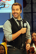 Jeremy Pivens at BET's 106 & Park promotion of Jeremy Pivens' new film ' The Goods' on August 6, 2009 in New York City