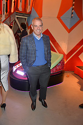 PAUL McGINLEY at 'The World's First Fabulous Fund Fair' in aid of the Naked Heart Foundation hosted by Natalia Vodianova and Karlie Kloss at The Roundhouse, Chalk Farm Road, London on 24th February 2015.