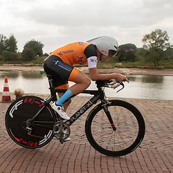 28-08-2018: Wielrennen: Ladies Tour: Arnhem<br /> Paulien Koster