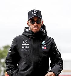 April 13, 2018 - Shanghai, China - #44 Lewis Hamilton (GBR, Mercedes AMG Petronas F1 Team) at Chinese Formula One Grand Prix Shanghai Circuit in Shanghai, China. (Credit Image: © Hoch Zwei via ZUMA Wire)