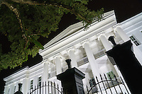 Barton Academy, became one of Alabama's first public schools, is located under majestic live oaks in downtown Mobile, Alabama.