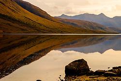 Autumn at Loch Etive in Glen Etive, Highlands of Scotland<br /> <br /> (c) Andrew Wilson   Edinburgh Elite media