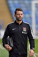 Northampton Town Forward, Marc Richards (9) arrives at Fratton Park during the EFL Sky Bet League 1 match between Portsmouth and Northampton Town at Fratton Park, Portsmouth, England on 30 December 2017. Photo by Adam Rivers.