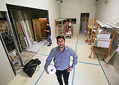 Vincent Spataro, director of Shawmut Design and Construction.