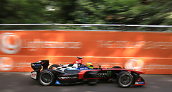 Team Venturi's Mike Conway during round nine of the FIA Formula E Championship at Battersea Park, London.