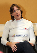 London, Great Britain,  Katherine GRAINGER meets the press, in the club room, to discusses her reason for continuing  to compete, until London Olympic Games 2012, at  ARA Headquarters, Hammersmith West London, England.  Friday, 12/12/2008. [Mandatory Credit: © Peter Spurrier/Intersport Images].