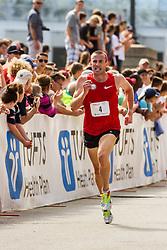 Chris Solinsky, Bowerman TC, Nike Tufts Health Plan