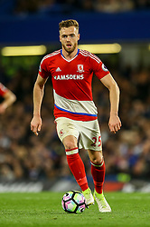 Calum Chambers of Middlesbrough - Mandatory by-line: Jason Brown/JMP - 08/05/17 - FOOTBALL - Stamford Bridge - London, England - Chelsea v Middlesbrough - Premier League