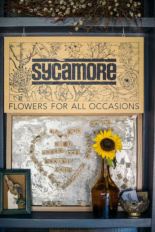 Sycamore Bar and Flower Shop after 4pm - Bar opened