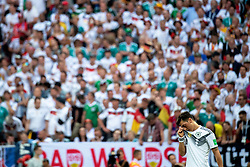 June 17, 2018 - Moscow, Russia - 180617 Mesut Özil of Germany looks dejected during the FIFA World Cup group stage match between Germany and Mexico on June 17, 2018 in Moscow..Photo: Petter Arvidson / BILDBYRÃ…N / kod PA / 92069 (Credit Image: © Petter Arvidson/Bildbyran via ZUMA Press)