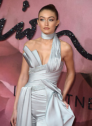 attending The Fashion Awards 2016 at The Royal Albert Hall in London. <br /> <br /> Picture Credit Should Read: Doug Peters/ EMPICS Entertainment