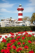 Harbour Town Lighthouse at Sea Pines Resort Hilton Head Island, GA.