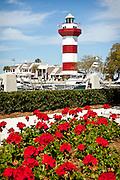 Harbour Town Lighthouse at Sea Pines Resort Hilton Head Island, GA.
