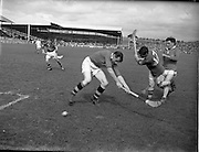 04/09/1955.09/04/1955.04 September 1955.Minor Hurling All-Ireland final  .Tipperary 5-12.Galway 2-5.The All-Ireland Minor Hurling Championship 1955 was the 25th edition of the All-Ireland Minor Hurling.  Tipperary defeated Galway by 5-15 to 2-5 in the final to win the championship.