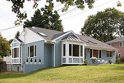 4518 Gretna Street Bethesda MD house Architect Lavinia Fici Pasquima Builder John Nahra Front home exterior