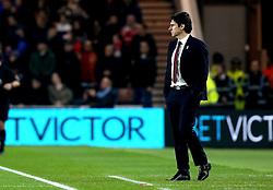 Middlesbrough manager Aitor Karanka - Mandatory by-line: Robbie Stephenson/JMP - 14/12/2016 - FOOTBALL - Riverside Stadium - Middlesbrough, England - Middlesbrough v Liverpool - Premier League