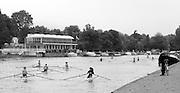 Henley Bucks/Berks UK.   Henley Rowing Club,  Junior Women's Sculling Group, On Henley Reach. Saturday  17/09/2016<br /> [Mandatory Credit; Peter SPURRIER/Intersport Images]