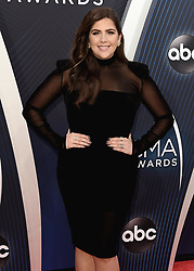 52nd Annual CMA Awards at the Bridgetone Arena on November 14, 2018 in Nashville, Tennessee. (Photo by Scott Kirkland/PictureGroup). 14 Nov 2018 Pictured: Hillary Scott. Photo credit: Scott Kirkland/PictureGroup / MEGA TheMegaAgency.com +1 888 505 6342