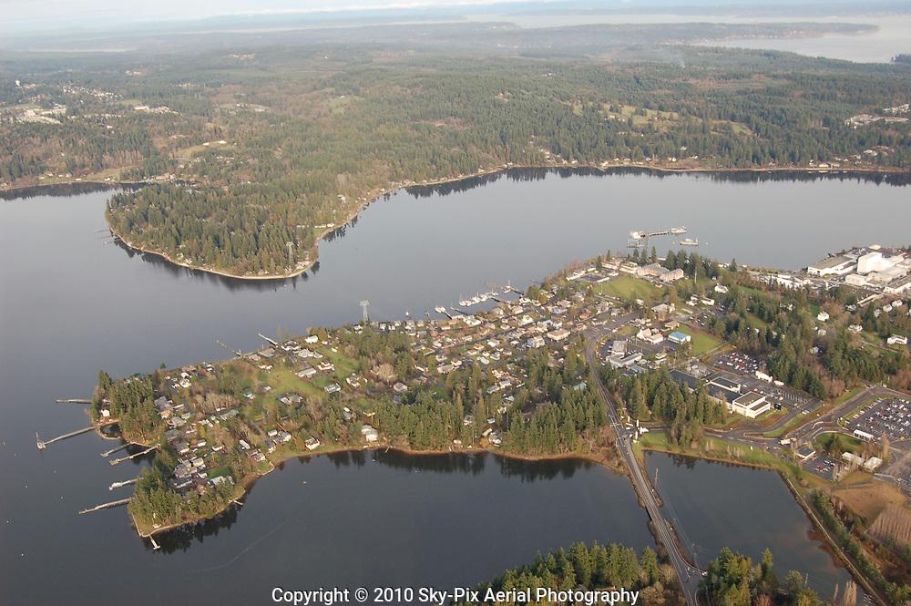 Keyport; Virginia Point; Lemolo; Pearson; Liberty Bay; Poulsbo, WA 98370