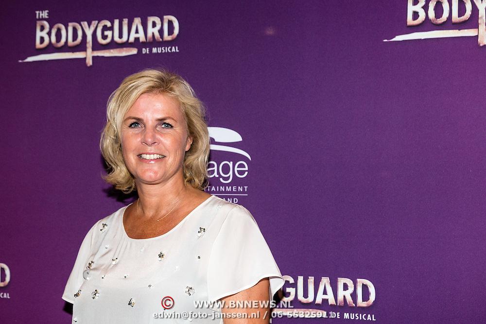 NLD/Utrecht/20160914 - The Bodyguard 1 jarig bestaan, Irene Moors