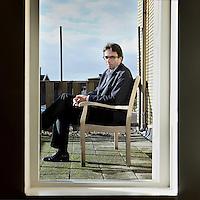 Nederland, Amsterdam , 25 oktober 2010..Rutger Koopman CEO at Cruyff Inc. owner at Golfbreker BV.Foto:Jean-Pierre Jans