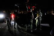 Personal militar resguarda un edificio colapsado después del temblor de 7.1 grados de magnitud en la Ciudad de México, el 19 de septiembre de 2017. Reportes preliminares al final del día confirman la muerte de 248 personas. // Mexican Army posts a perimeter in a collapsed building in Mexico City after a tremor with magnitude 7.1 on September 19th, 2017. Preliminary reports at the end of the day confirm the death of 248 people. (Photo: Prometeo Lucero)