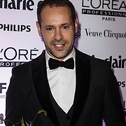 NLD/Amsterdam/20150119 - De Marie Claire Prix de la Mode awards, ' Massimiliano Giornetti for Salvatore Ferragamo wint de Best Fashion House' award
